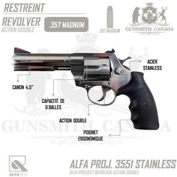 ALFA-PROJ-3551-STAINLESS-357-4-5IN-FR