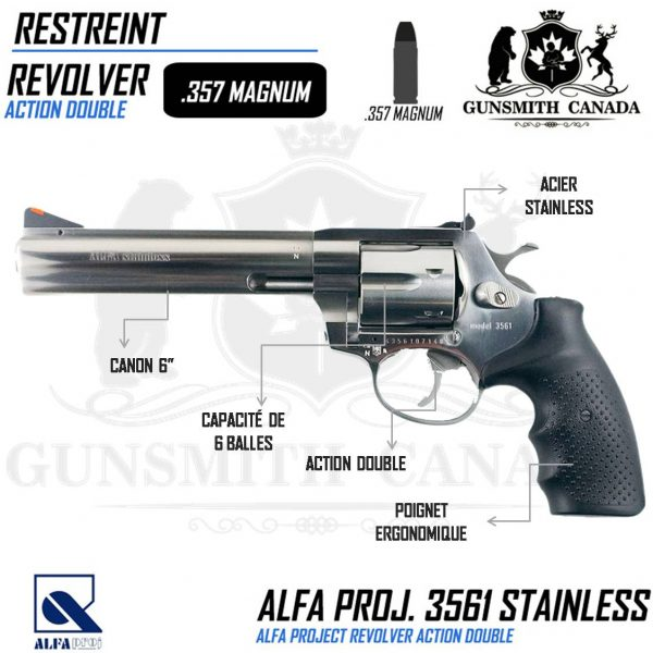 ALFA-PROJ-3561-STAINLESS-357-6IN-FR