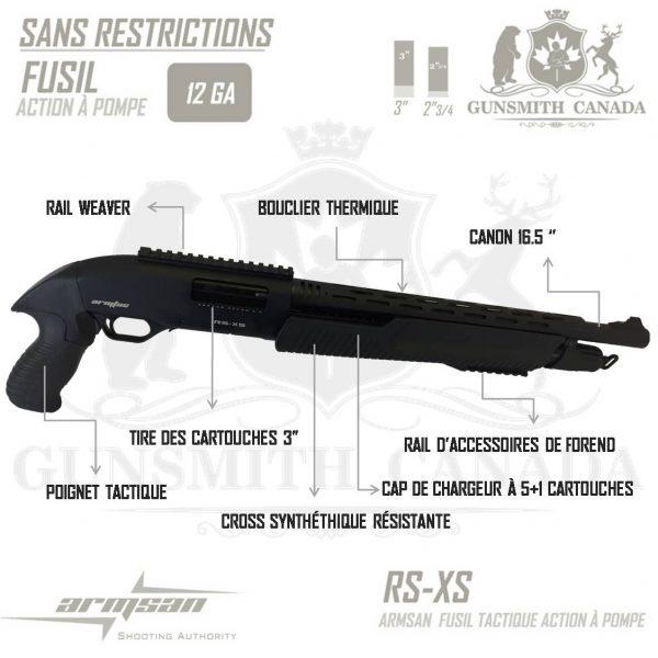 Armsan-RS-XS-12GA-FR