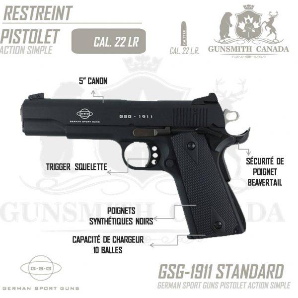 GSG-1911-STD-BLACK-FR