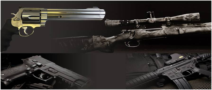 Boutique Gunsmith Canada